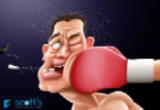 لعبة ملاكمة الضربة القاضية للبنات الجديدة 2015