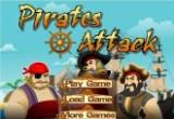 لعبة هجوم القراصنة اكشن