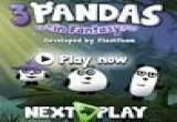 لعبة 3 باندا في الخيال 2017