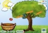 لعبة قطف التفاح الطازج