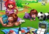 لعبة العائلة السعيدة