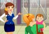 لعبة محل لوازم الاطفال