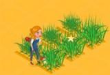 لعبة مزرعه القمح 2014