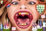 لعبة هانا مونتانا و طبيب الاسنان