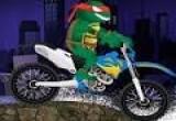 لعبة النينجا و الدراجات النارية