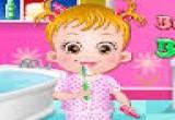 العاب friv لتنظيف الاسنان