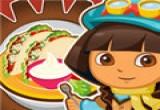 لعبة مطعم سندويشات دورا
