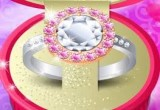 العاب تصميم خاتم الماس الخطوبة