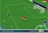 لعبة أهداف الكرة الذهبية