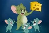 العاب الفئران الجائعة