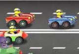 لعبة سيارات الطريق السريع الخطير