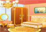 لعبة ديكور غرفة نوم الاميرة