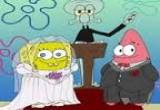 العاب زفاف سبونج بوب