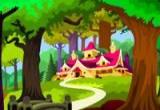 العاب تلوين قصر الغابة