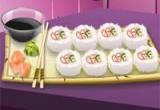 العاب طبخ السوشي اللذيذ