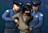 لعبة التحدي بين اللص و الشرطة