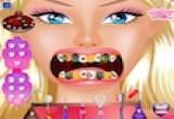 العاب تنظيف أسنان باربي