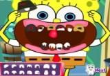 لعبة سبونج بوب و طبيب الاسنان