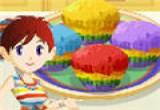 العاب طبخ الحلويات مع سارة