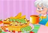 لعبة طبخ التورتة الجميلة