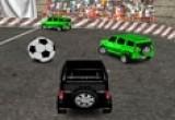 العاب سباق سيارات كرة القدم
