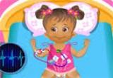 العاب مرض الطفلة ديزي