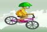 العاب مغامرات الدراجة