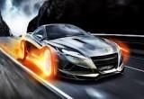 لعبة سباق السيارات3D