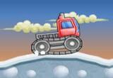 العاب قيادة شاحنة الثلج