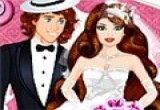 princess wedding dressup game