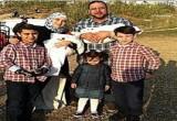 صور عائلة الأستاذ خالد مقداد