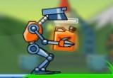 لعبة مساعدة الروبوت المضحك