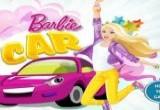 لعبة باربي و سباق السيارات