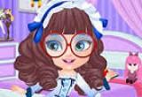 لعبة أزياء الطفلة باربي المانغا