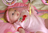 لعبة الطفل الرضيع والعثور على الاحرف المخفية