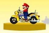 العاب ماريو على الدراجة