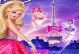 لعبة أزياء باربي في باريس