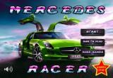 العاب سباق سيارات المرسيدس