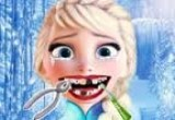 العاب تنظيف أسنان المجمدة السا