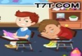 لعبة الطلاب  المشاكسين