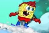 العاب مغامرات سبونج بوب على الجليد
