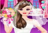 العاب تلبيس بنات للزفاف