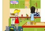 العاب تنظيف المطبخ للبنات