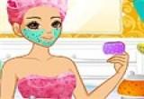 لعبة مكياج ملكة جمال الامارات