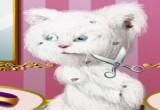 العاب قص شعر القطة أنجيلا