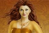 العاب تلبيس الممثلة الهندية اشوريا راى