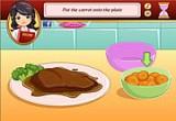 لعبة طبخ ألذ طبق دجاج ياباني