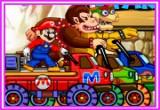 العاب ماريو شاحنة الحرب