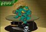 لعبة قتل النينجا للروبوت