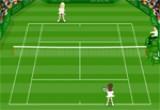 لعبة تنس ارضي السيدات